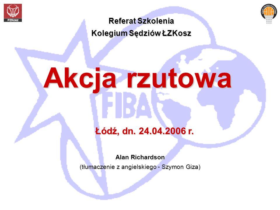 Referat Szkolenia Kolegium Sędziów ŁZKosz