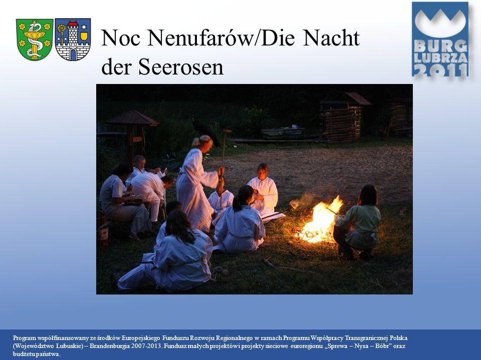 Noc Nenufarów/Die Nacht der Seerosen