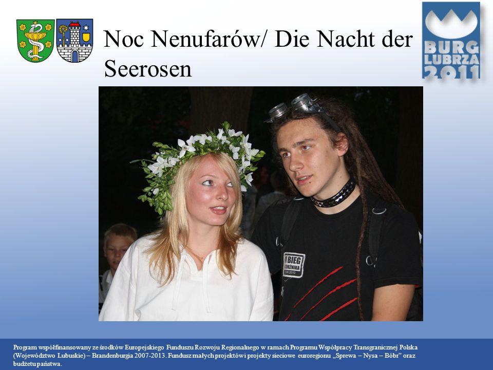 Noc Nenufarów/ Die Nacht der Seerosen