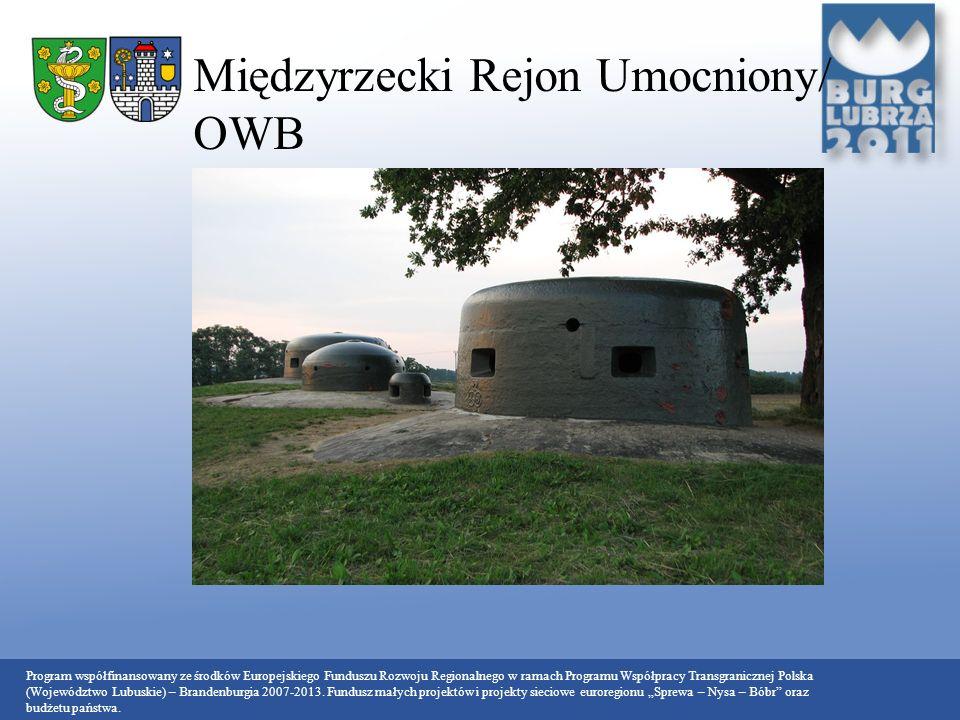 Międzyrzecki Rejon Umocniony/ OWB