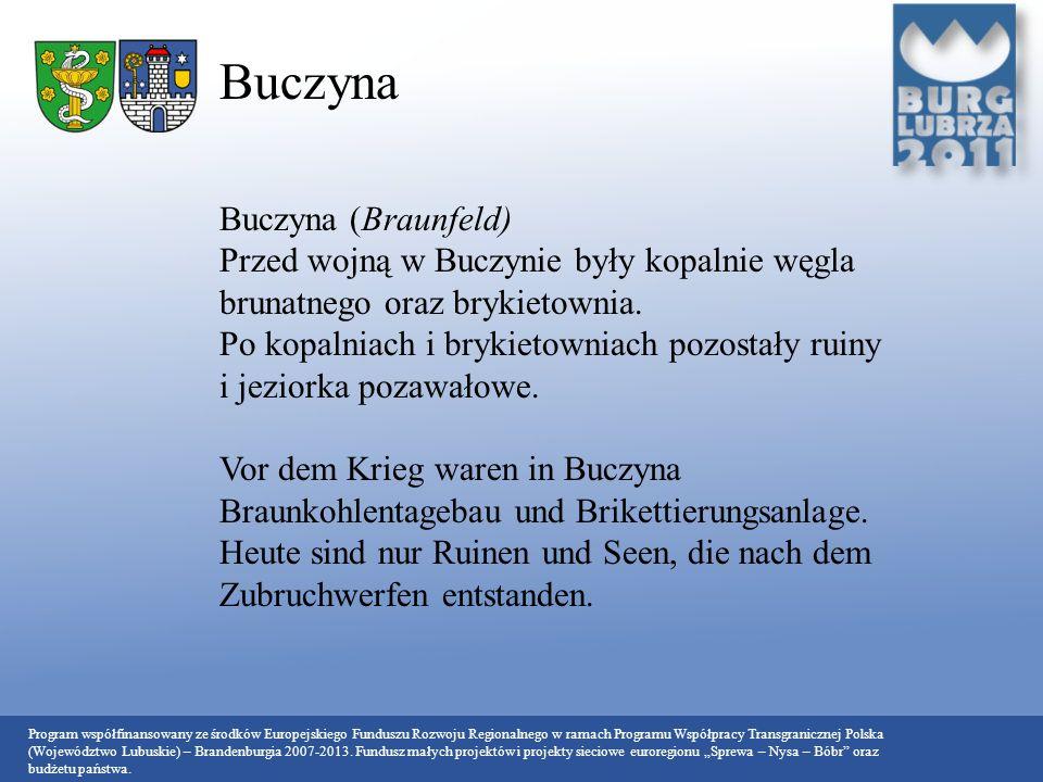 Buczyna Buczyna (Braunfeld)