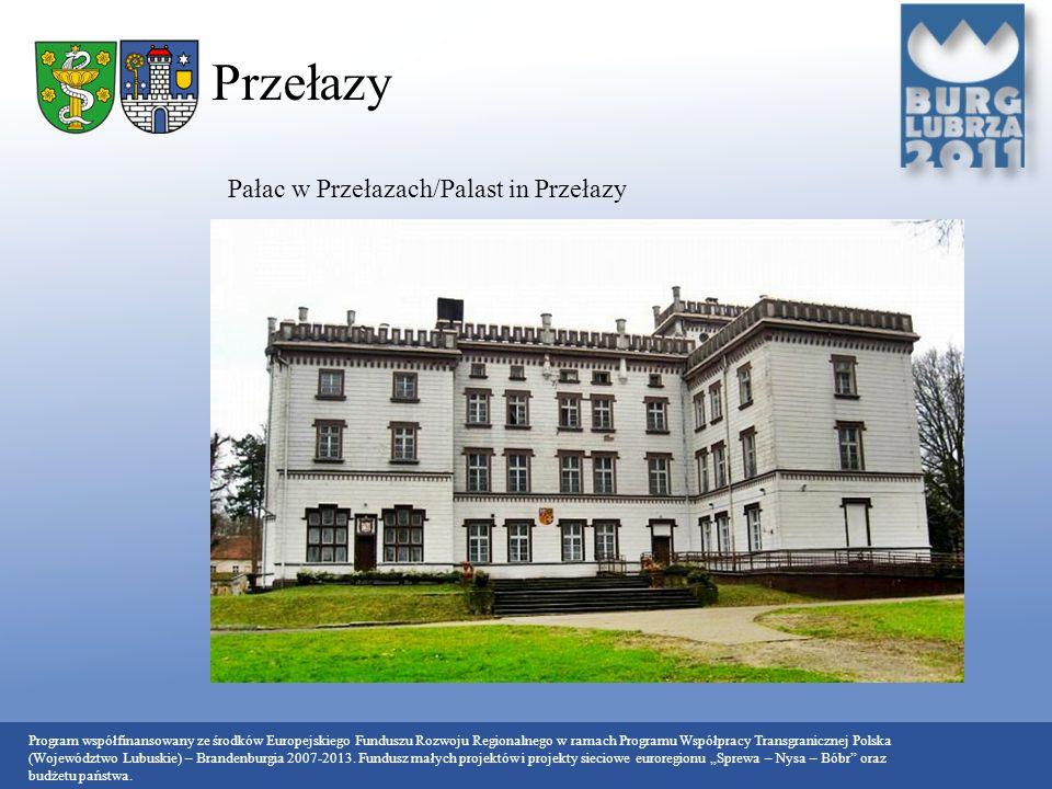 Przełazy Pałac w Przełazach/Palast in Przełazy