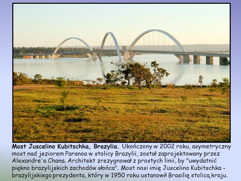 Most Juscelino Kubitschka, Brazylia