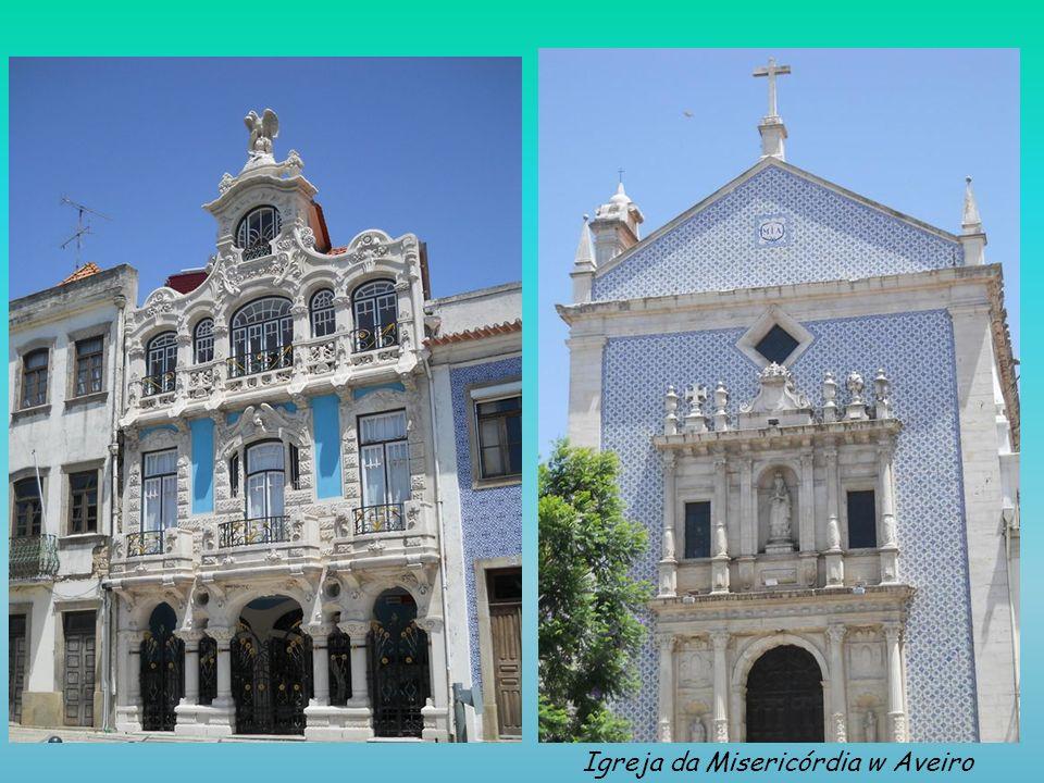 Igreja da Misericórdia w Aveiro