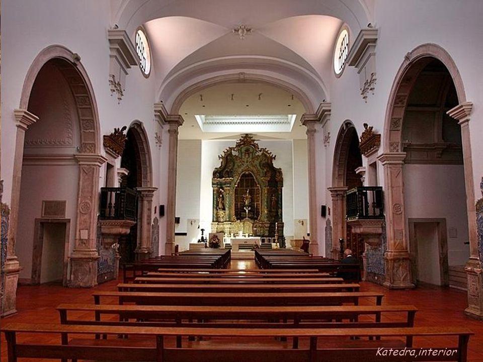 Katedra,interior
