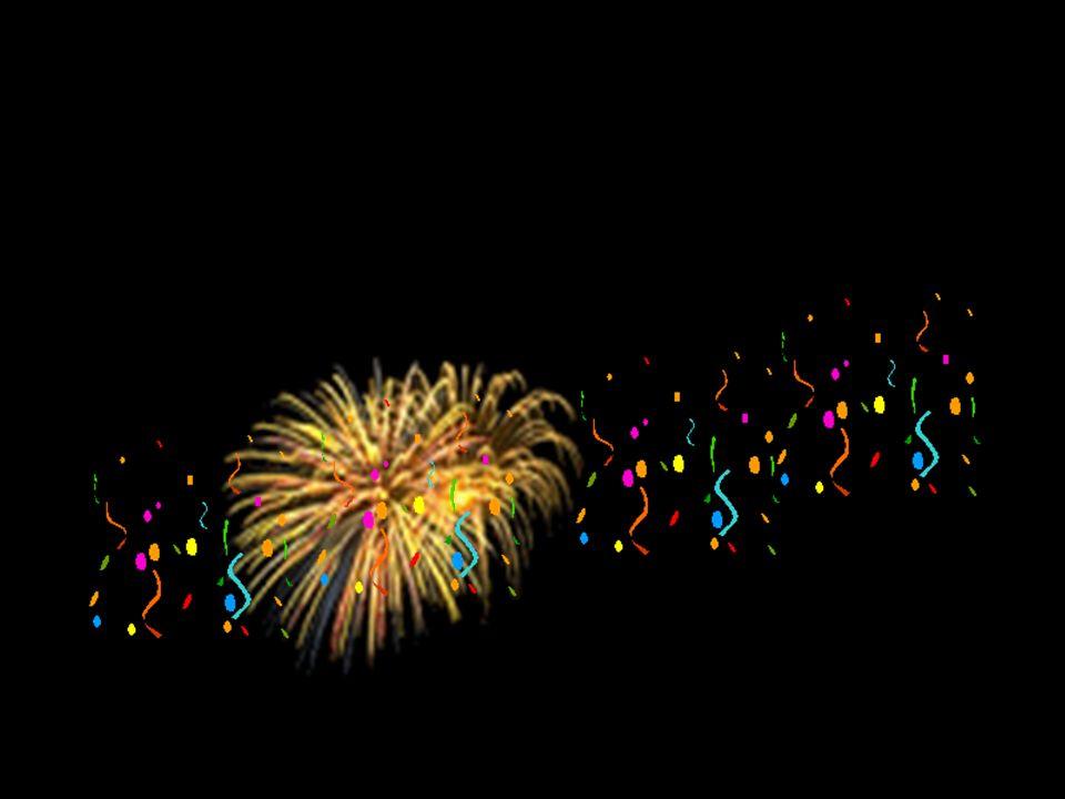 Niech Nowy Rok przyniesie radość, miłość, pomyślność i spełnienie wszystkich marzeń a gdy się one już spełnia nich dorzuci garść nowych marzeń, bo tylko one nadają życiu sens.