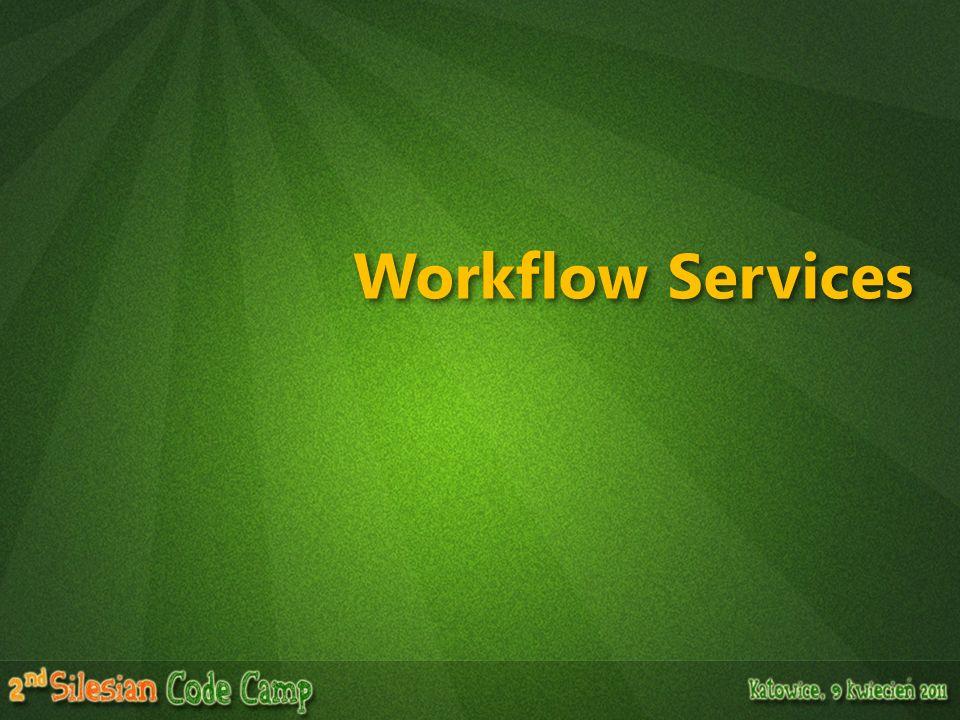 Workflow Services