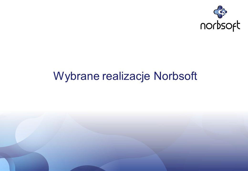 Wybrane realizacje Norbsoft