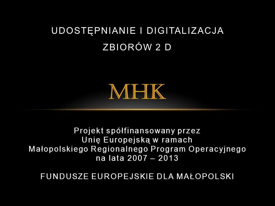 Udostępnianie i digitalizacja zbiorów 2 d