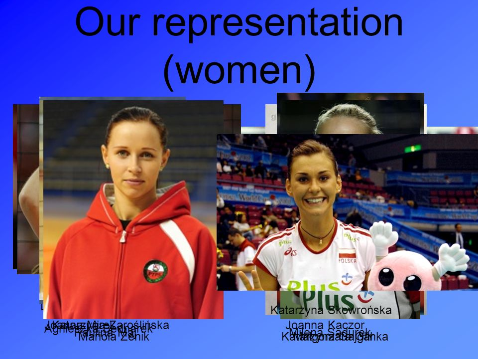 Our representation (women)