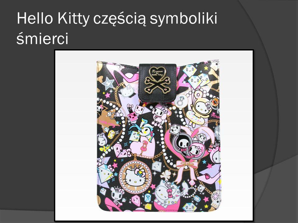 Hello Kitty częścią symboliki śmierci
