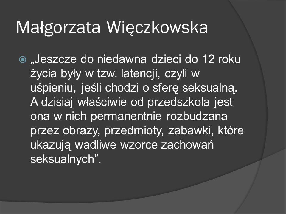 Małgorzata Więczkowska