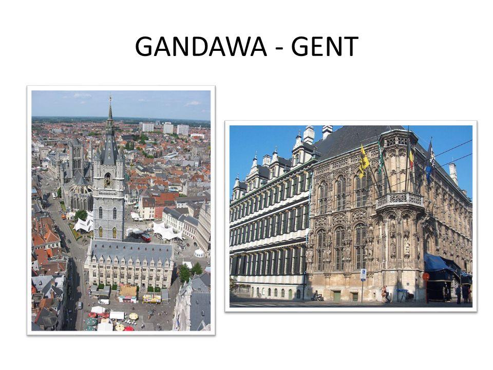 GANDAWA - GENT