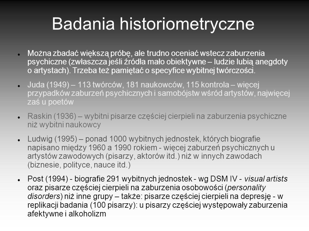 Badania historiometryczne