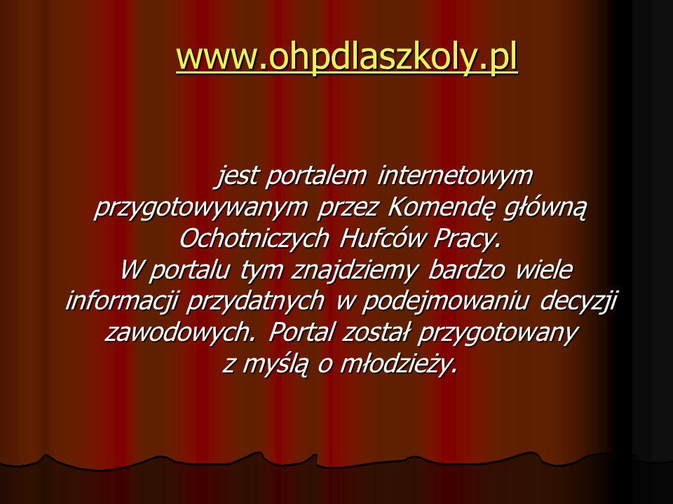 www.ohpdlaszkoly.pl