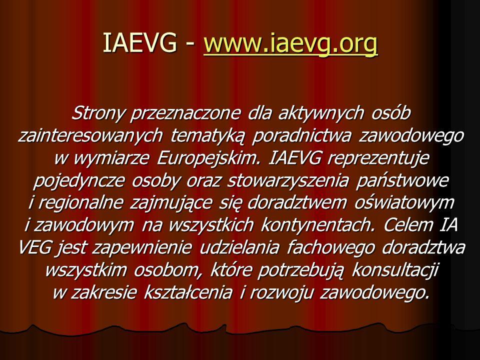 IAEVG - www.iaevg.org