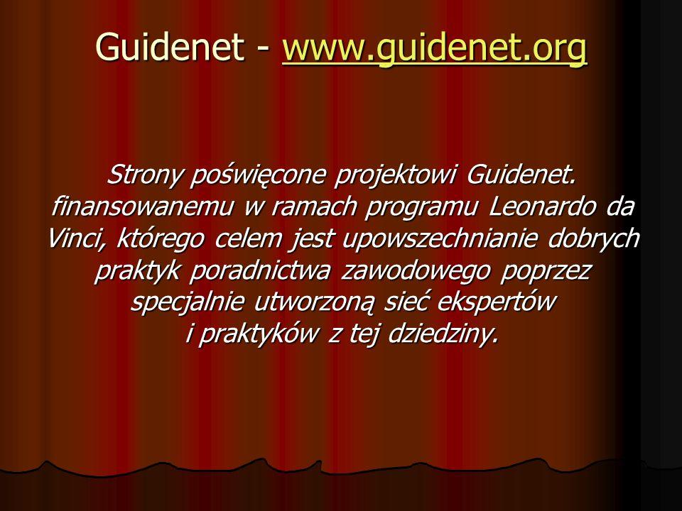 Guidenet - www.guidenet.org