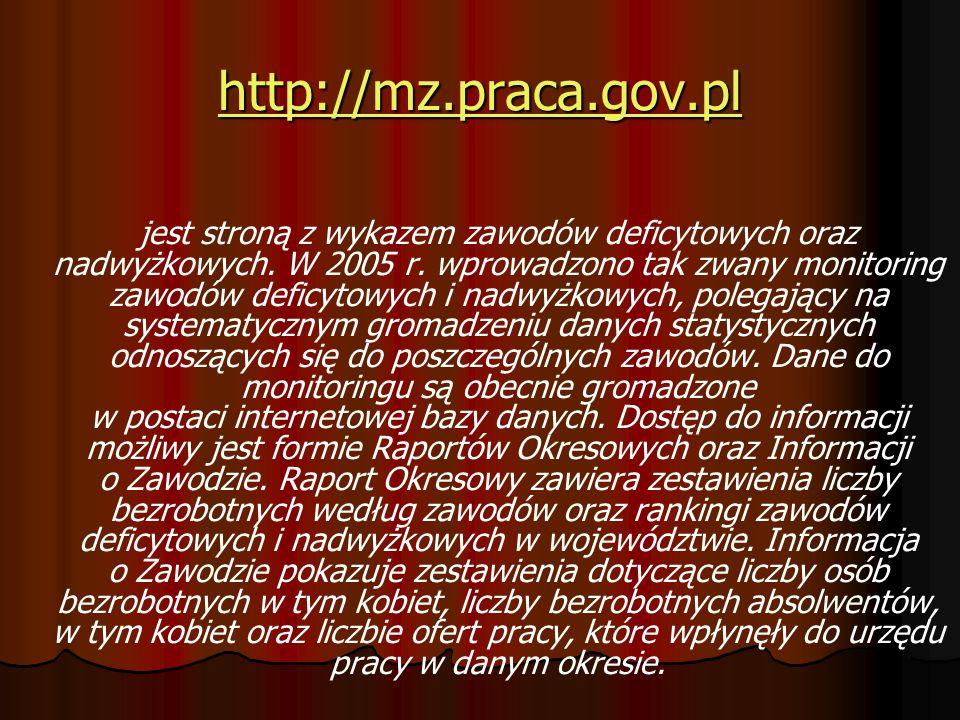 http://mz.praca.gov.pl