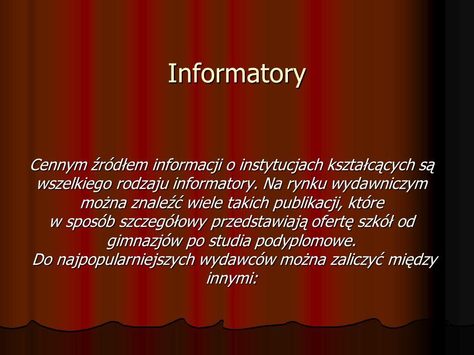 Informatory