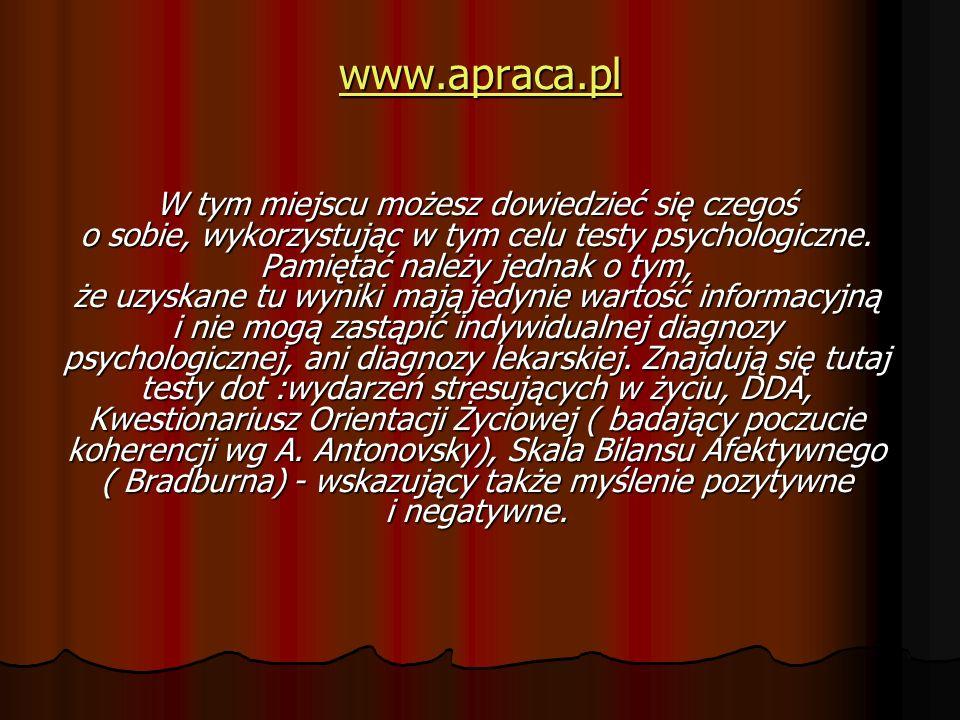 www.apraca.pl
