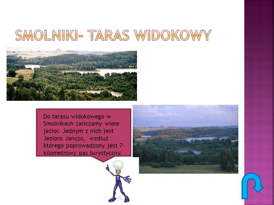 SMOLNIKI- TARAS WIDOKOWY