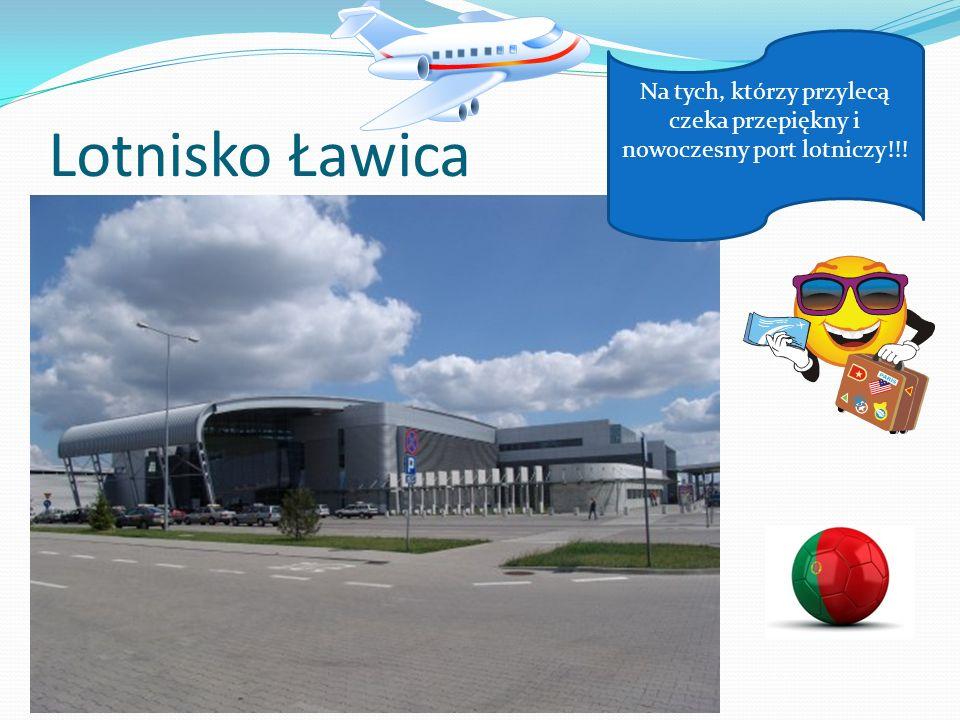 Na tych, którzy przylecą czeka przepiękny i nowoczesny port lotniczy!!!