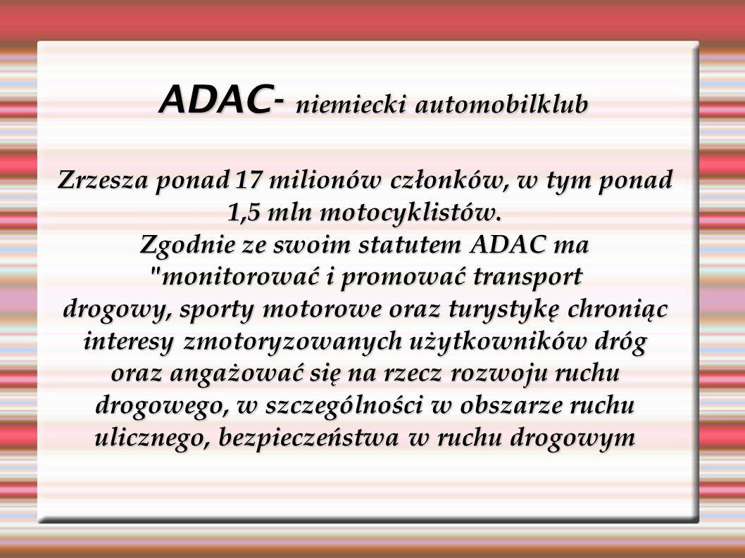 ADAC- niemiecki automobilklub