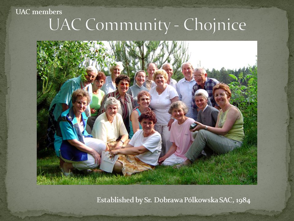 UAC Community - Chojnice