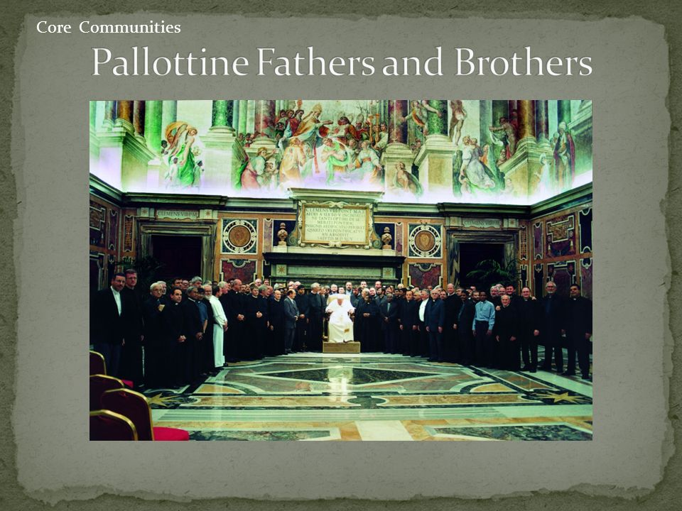 Pallottine Fathers and Brothers