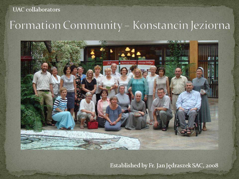 Formation Community – Konstancin Jeziorna