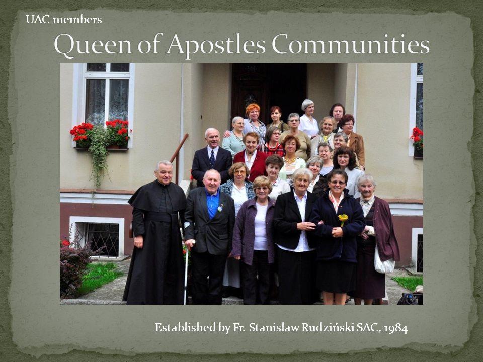 Queen of Apostles Communities