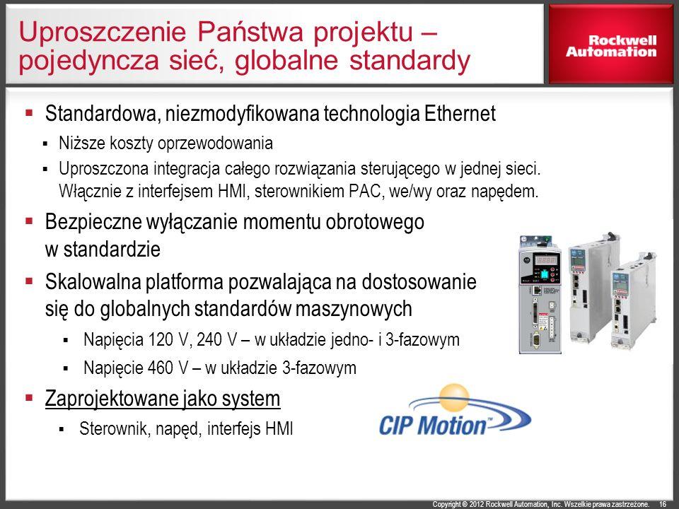 Uproszczenie Państwa projektu – pojedyncza sieć, globalne standardy