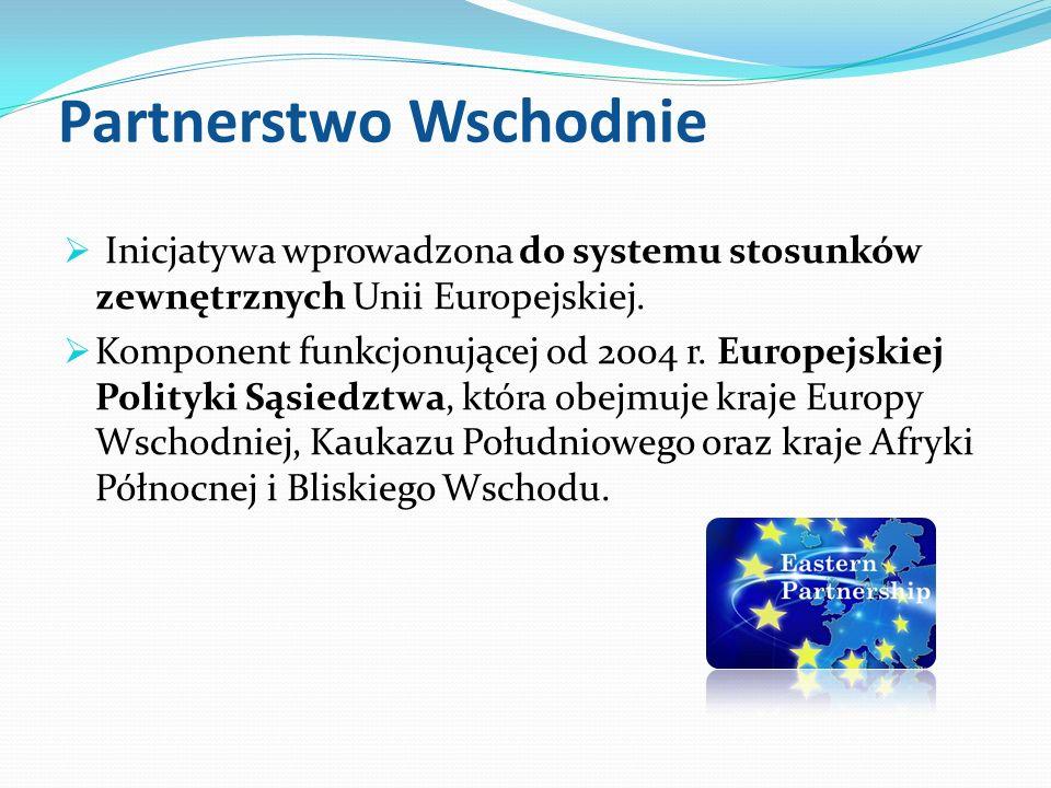Partnerstwo Wschodnie