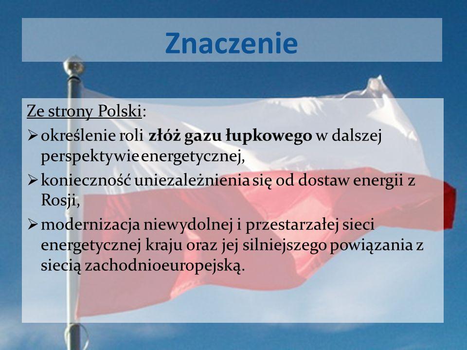 Znaczenie Ze strony Polski: