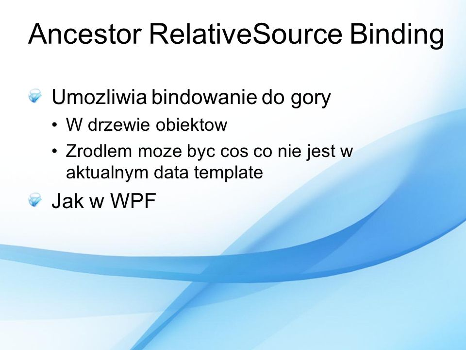 Ancestor RelativeSource Binding