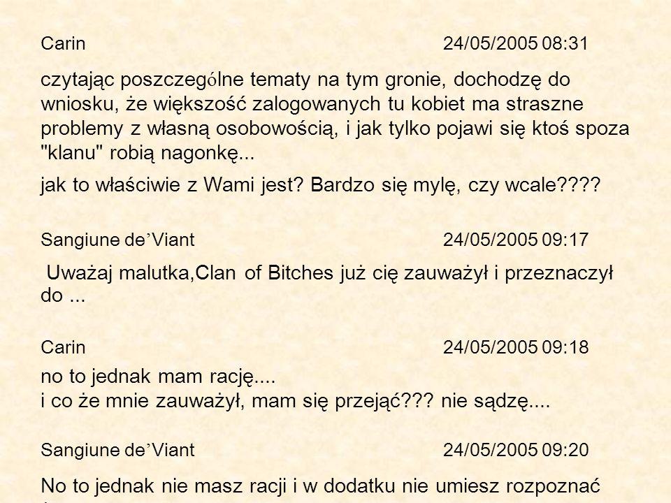 Carin 24/05/2005 08:31