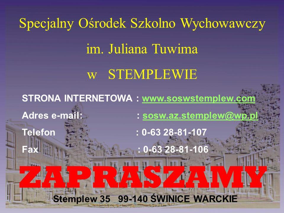 Stemplew 35 99-140 ŚWINICE WARCKIE