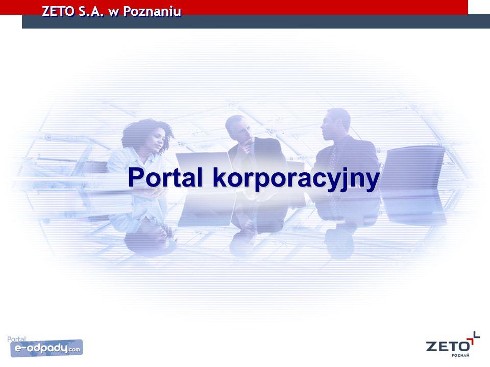 Portal korporacyjny