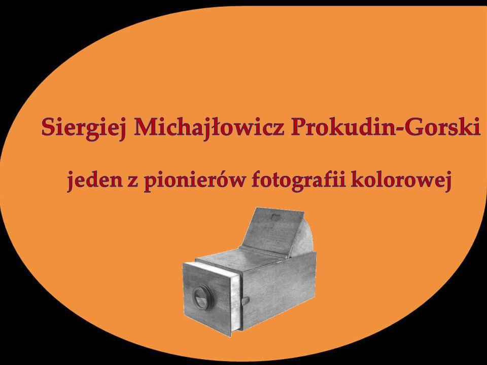 Siergiej Michajłowicz Prokudin-Gorski