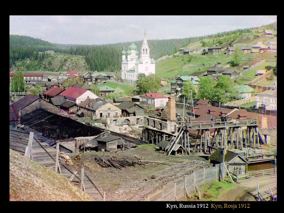 Kyn, Russia 1912 Kyn, Rosja 1912