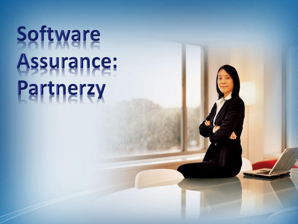 Software Assurance: Partnerzy