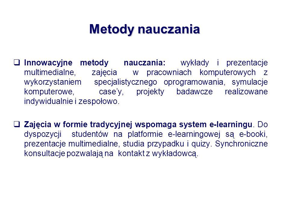 Metody nauczania