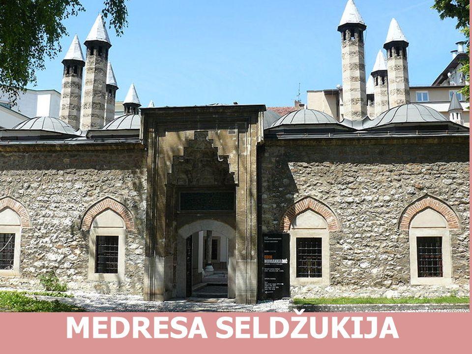 MEDRESA SELDŽUKIJA
