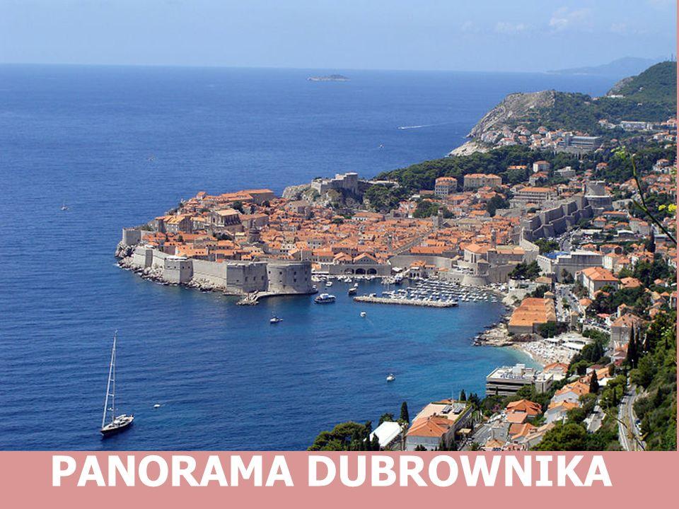 PANORAMA DUBROWNIKA