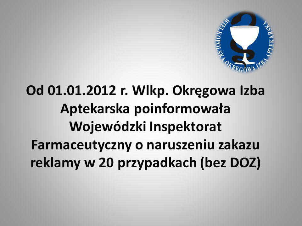 Od 01.01.2012 r. Wlkp.