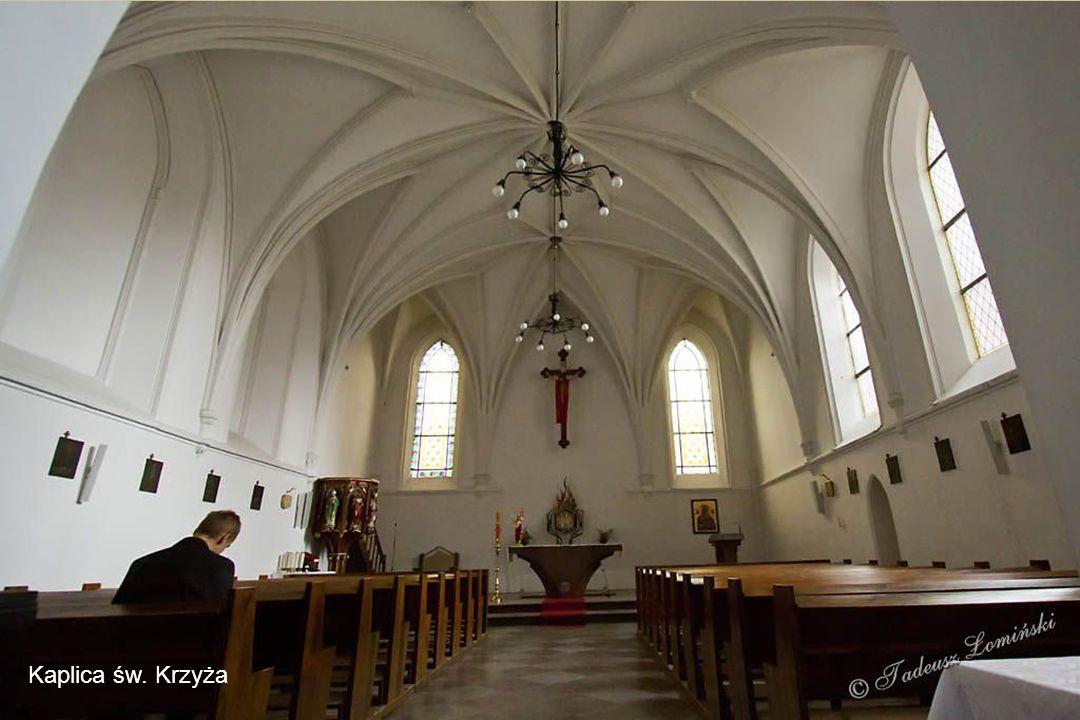 Kaplica św. Krzyża