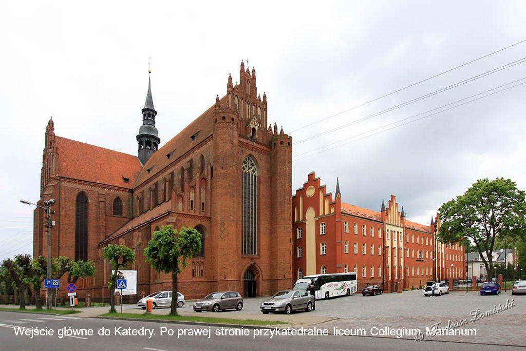Bazylika Katedralna budowana była od 1380 roku przez około 250 lat