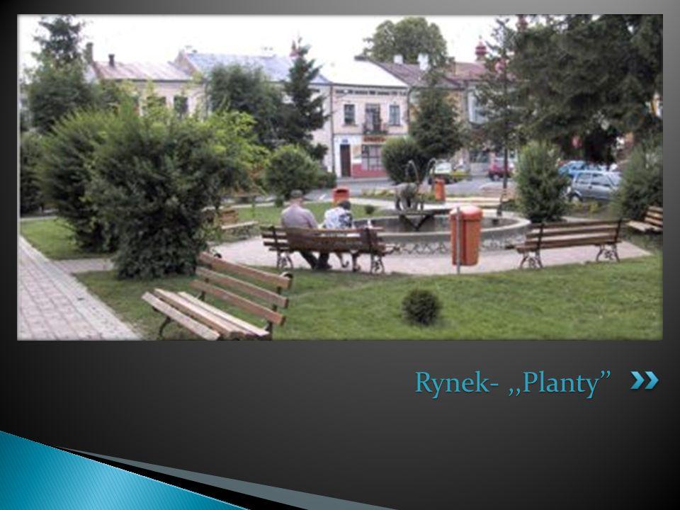 Rynek- ,,Planty''