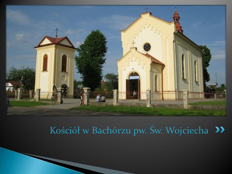 Kościół w Bachórzu pw. Św. Wojciecha