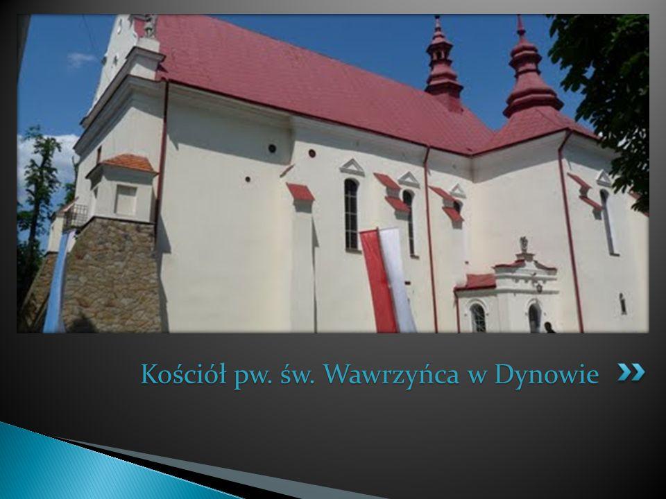 Kościół pw. św. Wawrzyńca w Dynowie
